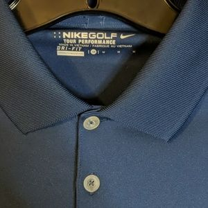 Nike Golf Tour Performance Medium LS shirt